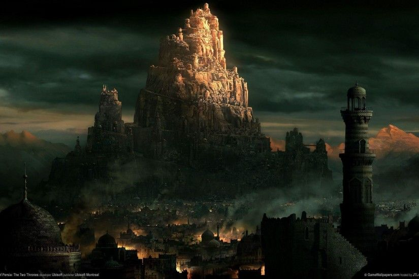 Prince of Persia The Two Thrones Wallpapers | HD Wallpapers Base