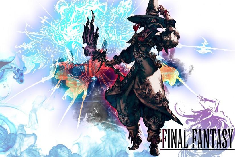 Final Fantasy XIV Wallpaper by MajinKhaN Final Fantasy XIV Wallpaper by  MajinKhaN