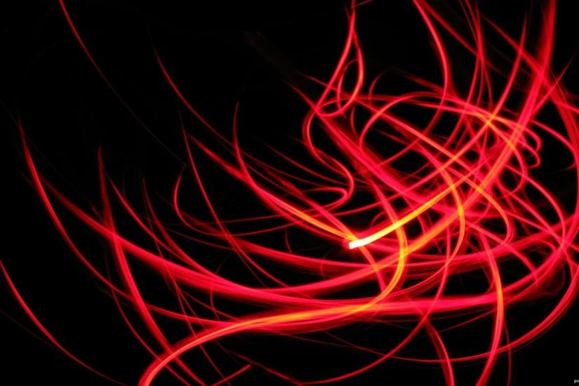 red abstract hd pics1