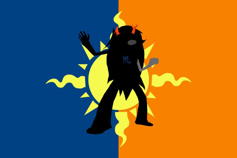 Vriska Wallpaper v2 by Colcoction Vriska Wallpaper v2 by Colcoction