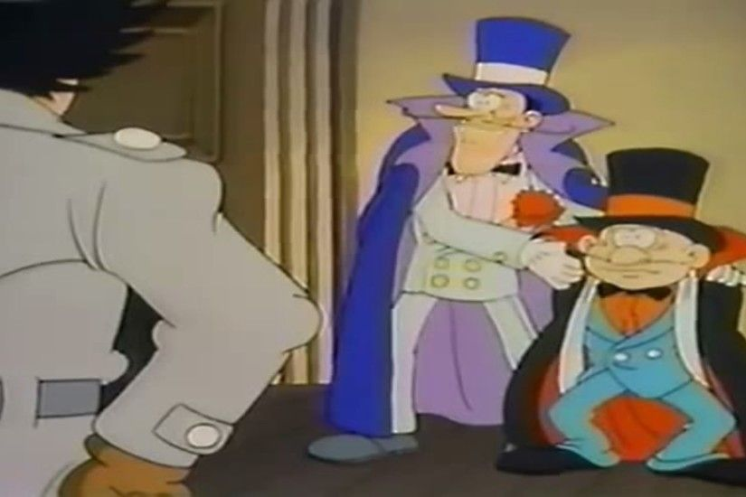 Inspector Gadget - The Great Wambini's Seance
