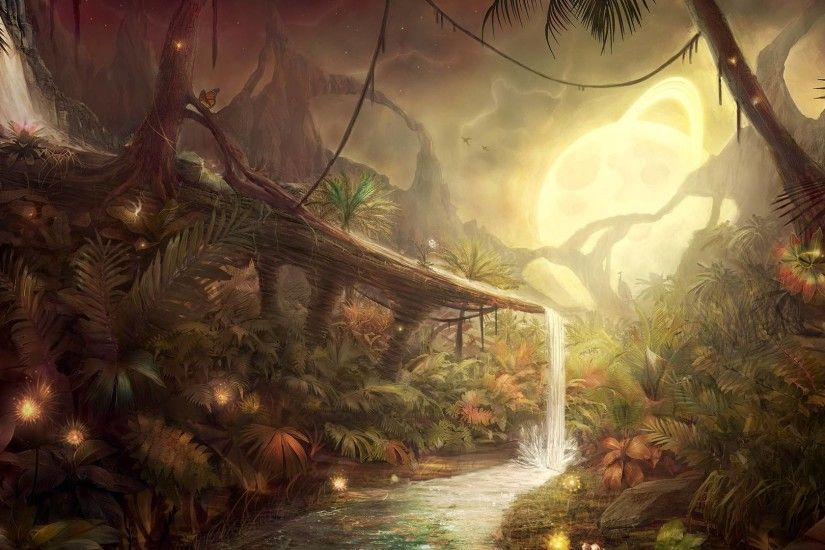 Fantasy HD Wallpapers Backgrounds Wallpaper 1366×768 Fantasy Wallpaper (36  Wallpapers) | Adorable
