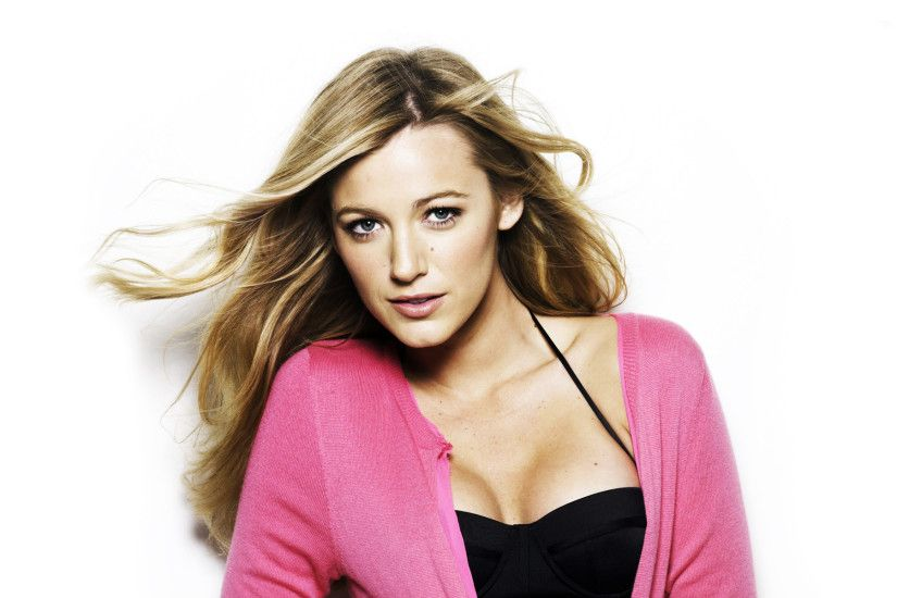 Sexy hot blake lively in pink top hd wallpapers 1080p