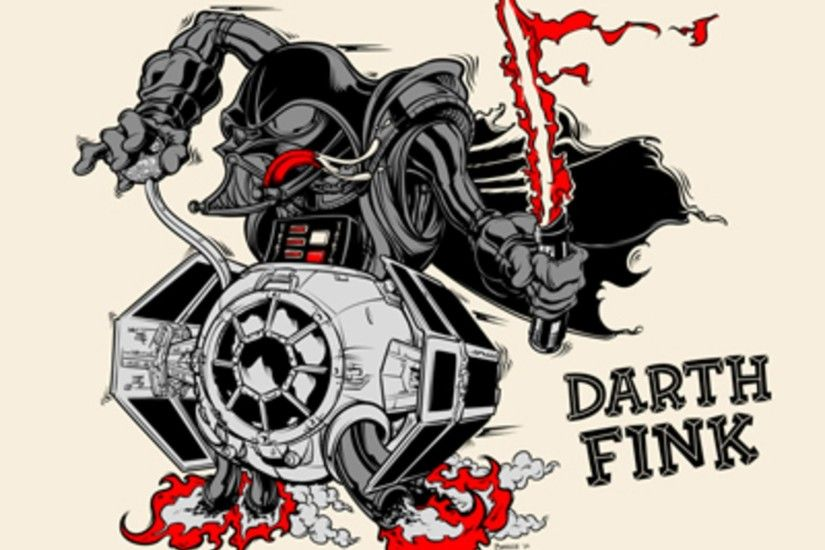 """Big Daddy"" Roth inspired Star Wars peice"