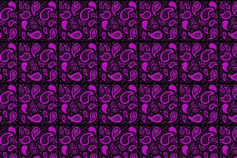 Hot Pink Paisley Desktop Wallpaper is easy. Just save the wallpaper .
