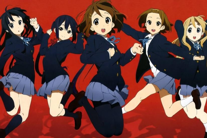 k-on - K-ON club Wallpaper (20491382) - Fanpop