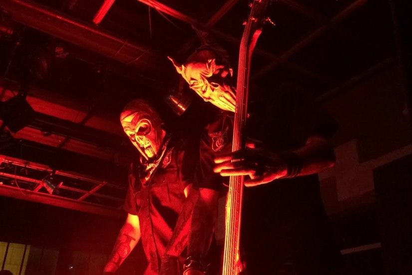 Mushroomhead - When Doves Cry/Among The Crows - The Korova in San Antonio,  Texas 9/1/15