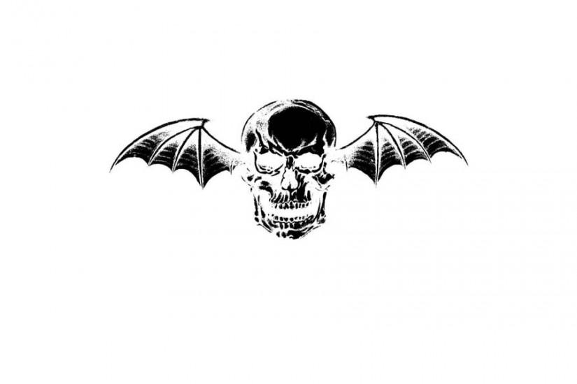 avenged sevenfold deathbat by mckee91 scraps avenged sevenfold new .