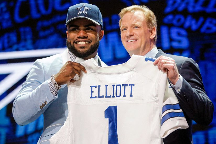 Cowboys thinking Super Bowl with Ezekiel Elliott selection | NFL | Sporting  News