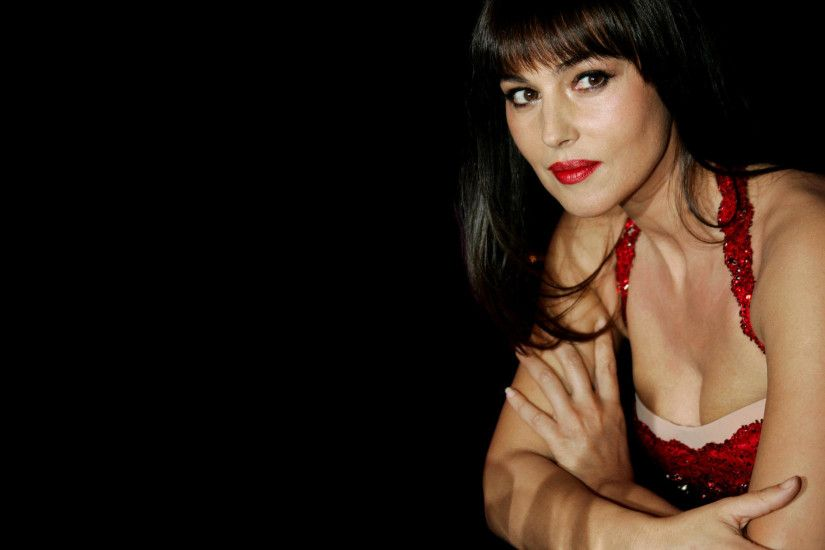 ... Monica Bellucci Wallpaper 32926 1920x1080 px ~ HDWallSource.com ...
