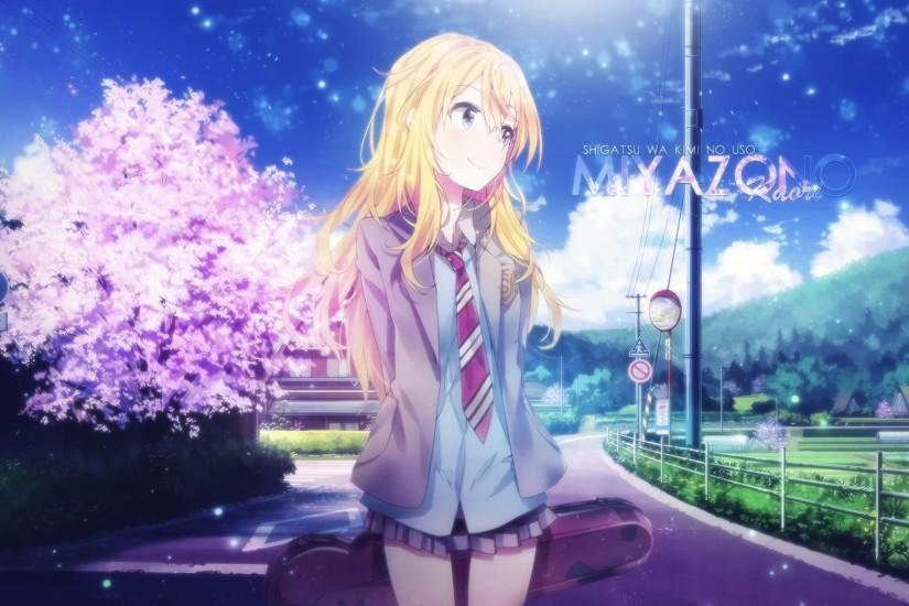 free your lie in april wallpaper 1920x1080 ipad retina