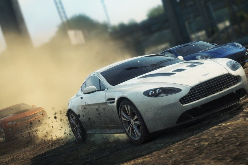 Need For Speed Most Wanted 2012 Aston Martin wallpaper