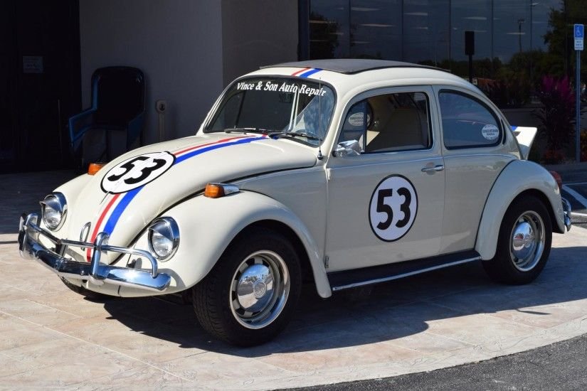 used 1973 Z Movie CAR Herbie 1 Beetle Moving Parts | Venice, FL