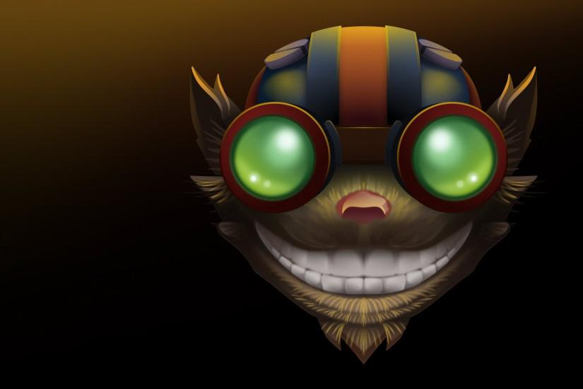 League of Legends Teemo Goggles wallpaper