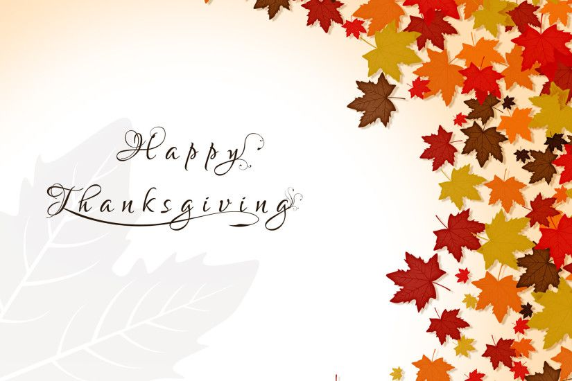Happy Thanksgiving wallpaper - Holiday wallpapers - #1857