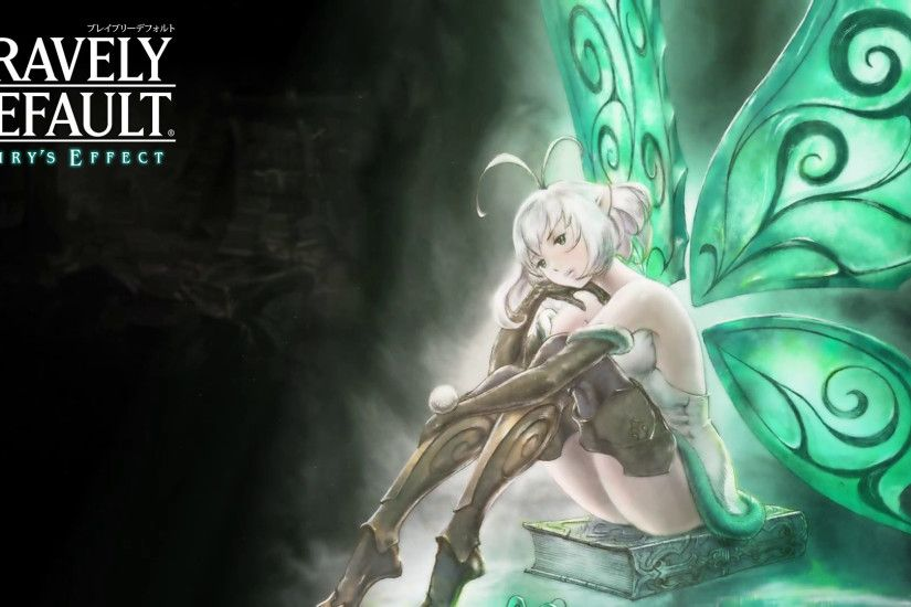 Bravely Default: Fairy's Effect Trailer ~ iOS & Android