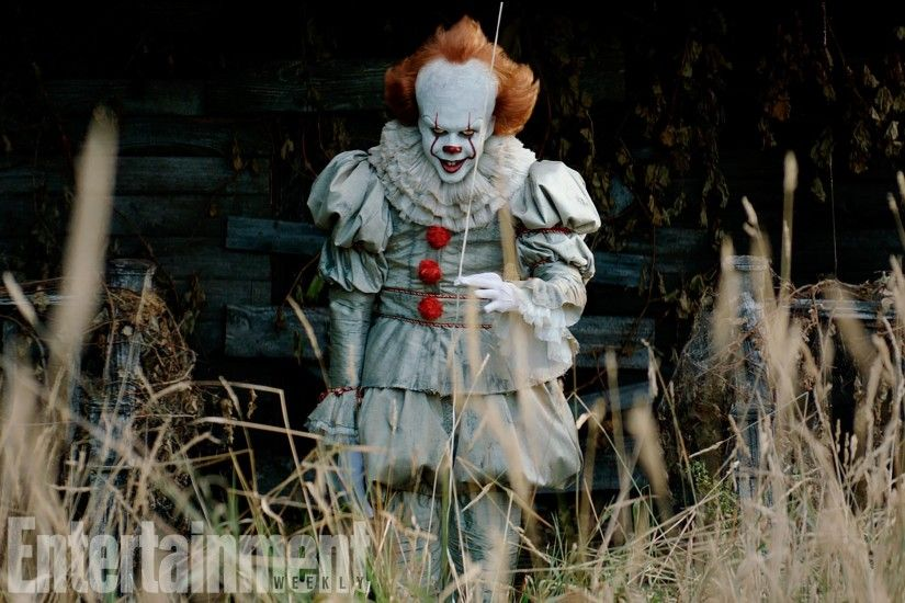 IT: Pennywise The Clown Is Here To Freak You Out In New .