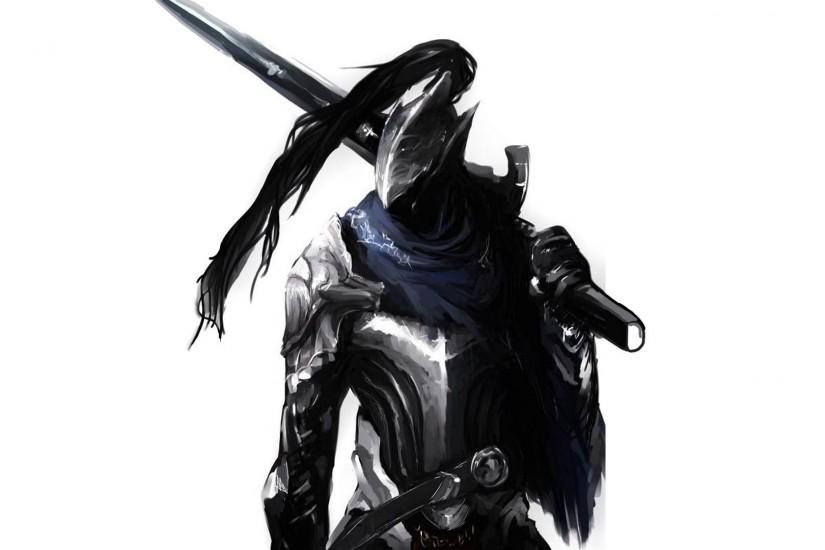 Knight Artorias - Dark Souls wallpaper