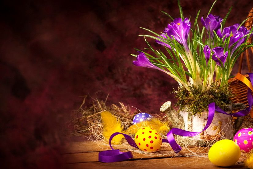 Hd Happy Easter Wallpaper Download Free 2560x1440PX ~ 3d Easter .