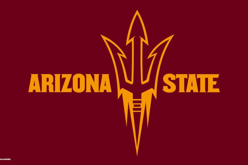 arizona state red wallpaper