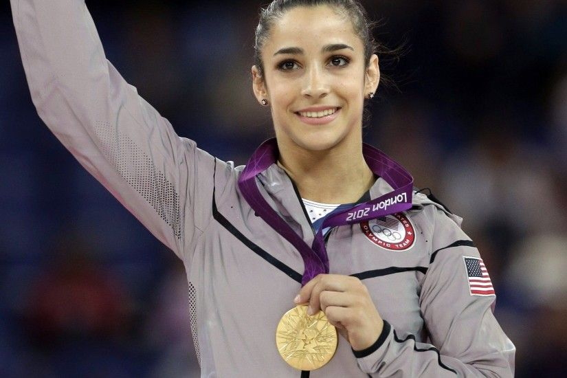 Aly Raisman Computer Wallpaper