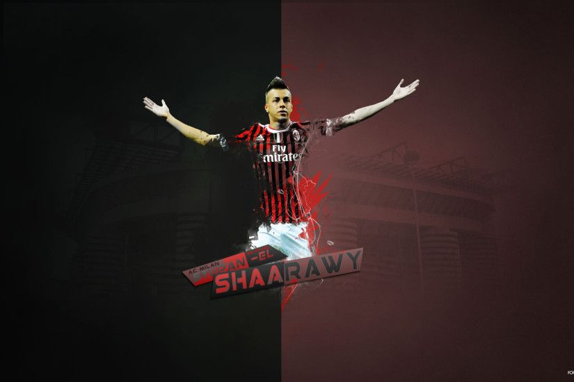 Stephan El Shaarawy Ac Milan Wallpaper