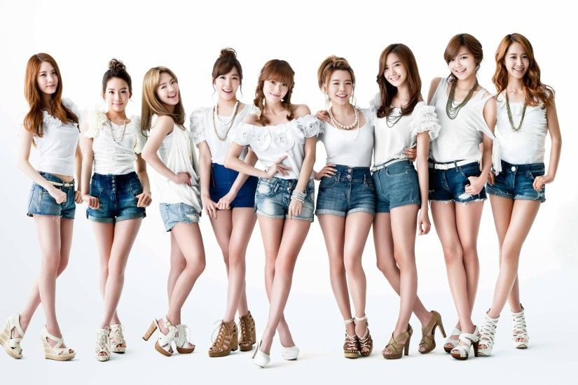 ... White Clothing, Sunny, Jessica Jung, Tiffany Hwang, Hyoyeon, Kim  Taeyon, Seohyun, Jean Shorts, K pop Wallpapers HD / Desktop and Mobile  Backgrounds