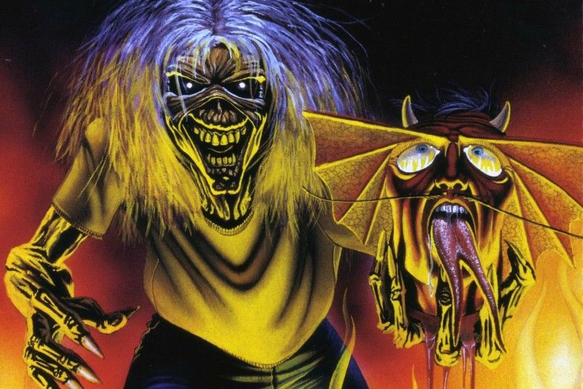 Iron Maiden Full Hd Wallpaper And Background 2560x1920
