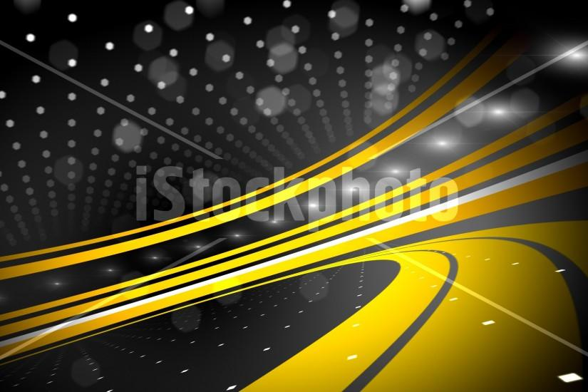 Black And Yellow Abstract Background Loop Stock Footage Video | Getty Images