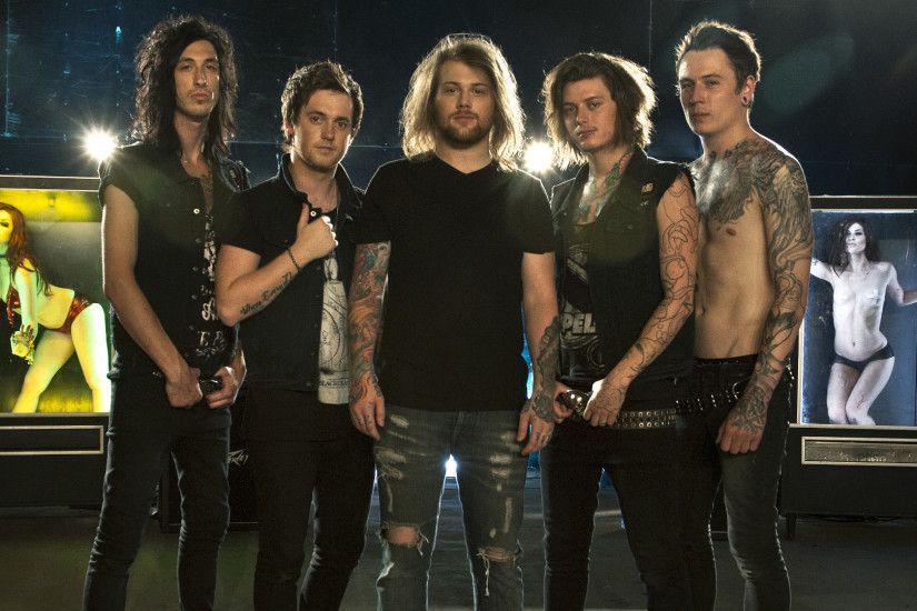 "Image for Asking Alexandria Have Already Recorded ""Amazing"" New Music With  OG Frontman Danny"