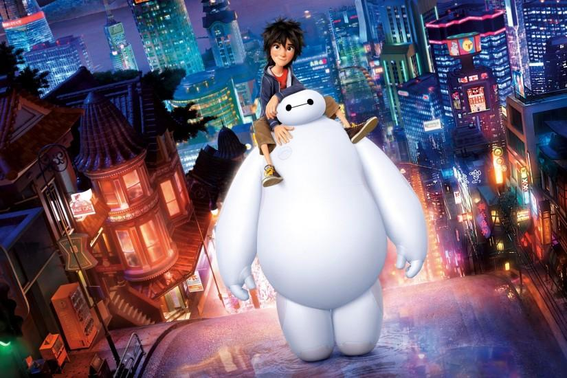 Big Hero 6 Baymax Wallpaper | Movies HD Wallpapers