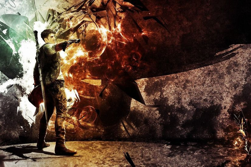 undefined Devil May Cry Wallpaper Wallpapers)