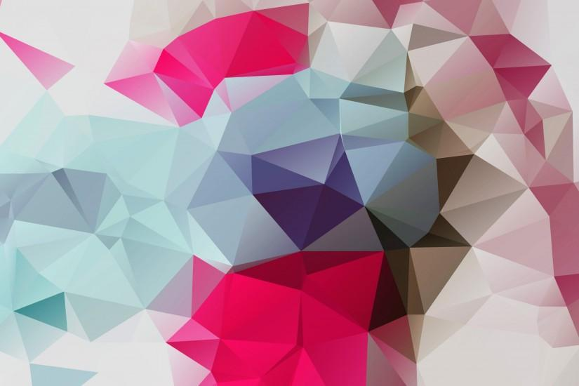 top polygon background 3840x2160 1080p