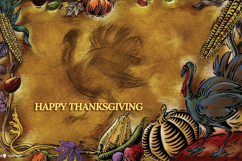 3D Thanksgiving Backgrounds Download Free