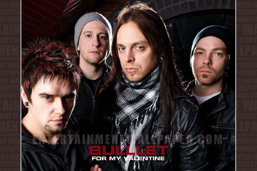 Bullet For My Valentine Wallpaper - Original size, download now.