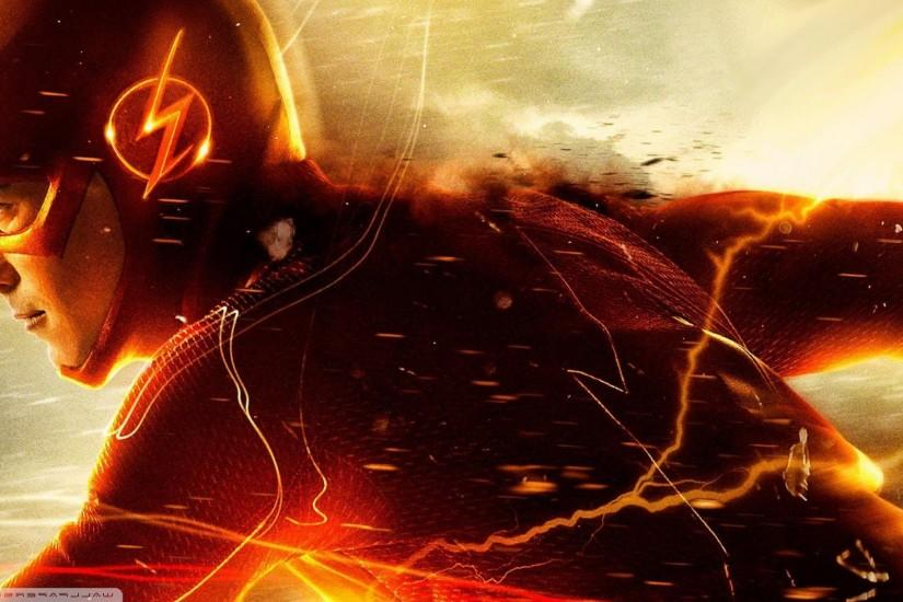 Barry Allen - The Flash TV Series background
