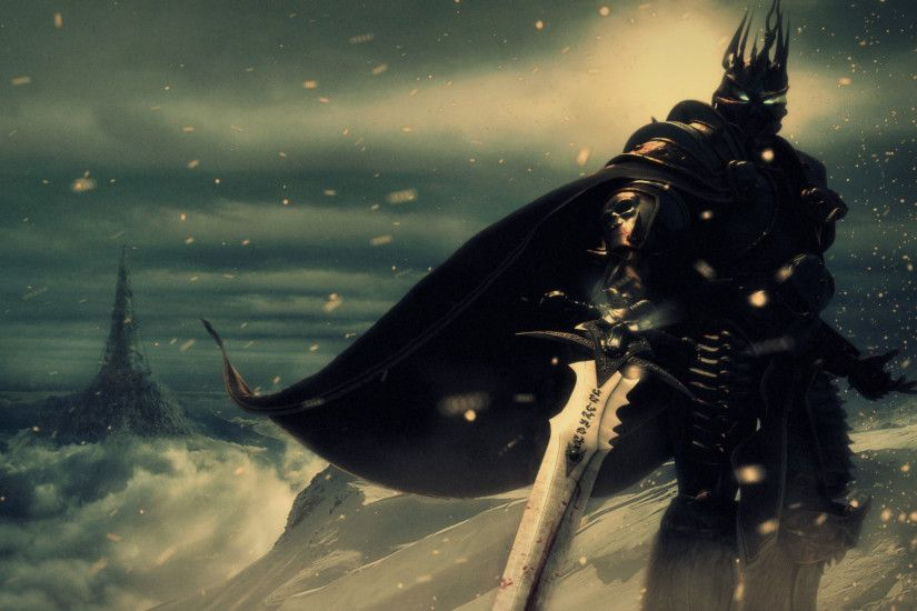 Video Game - World Of Warcraft: Wrath Of The Lich King Wallpaper