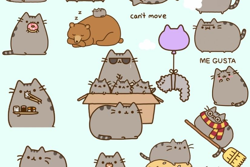 Pusheen Official Site
