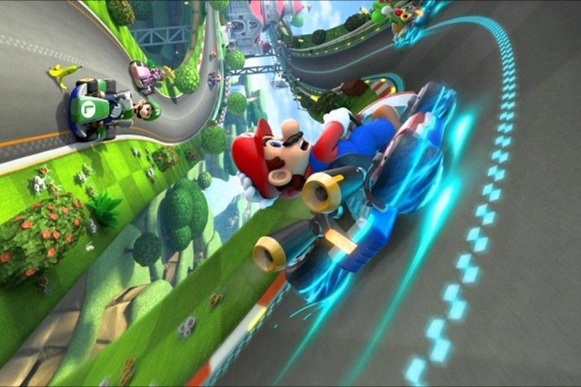 Images For > Mario Kart 8 Wallpaper Rosalina