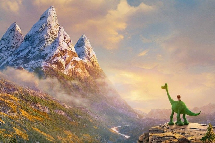 The Good Dinosaur Wallpapers Group (64+)