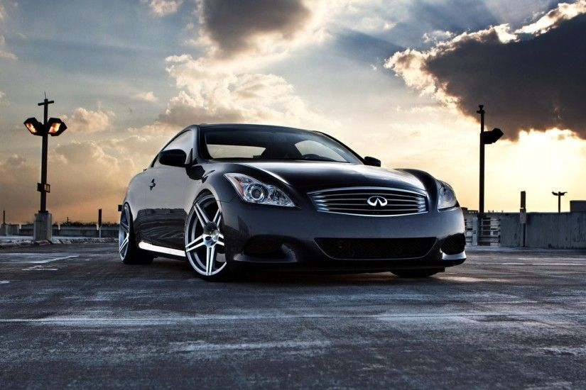 1920x1200 HD Wallpaper | Background Image ID:367077. Vehicles Infiniti G37