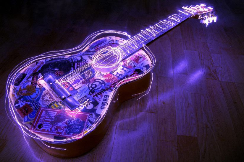 Awesome Guitar Backgrounds - Wallpaper Cave Amazing Guitar Wallpapers and  Images | Guitars, Les paul and Bass ...