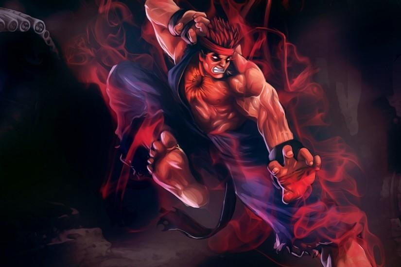 street fighter wallpaper 2560x1440 for windows 7