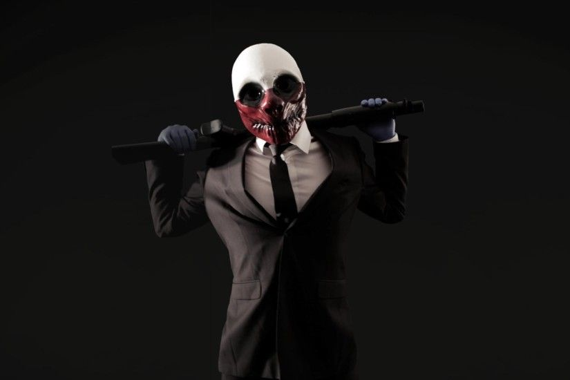 62883828 Payday 2 Wallpaper | Download for Free