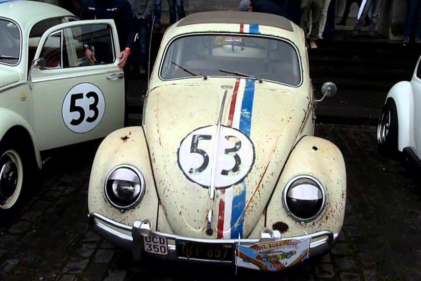 Herbie the Love Bug: Flirting with the Public