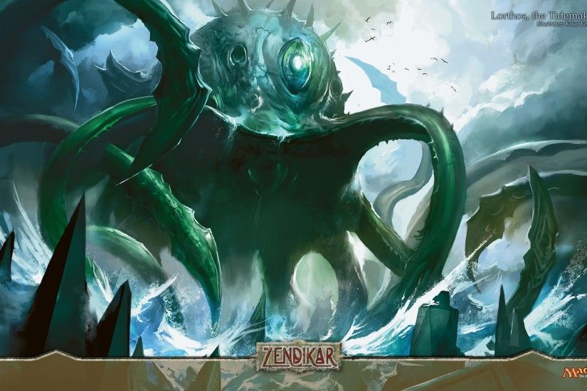 fantasy magic the gathering Wallpaper Backgrounds