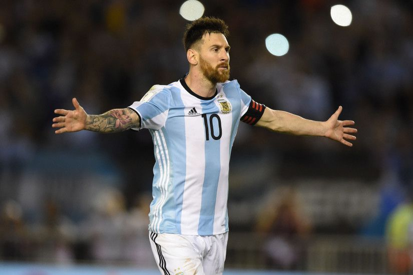 Messi Argentina National Wallpaper HD 4. FBL-WC-2018-ARG-CHI Argentina's  Lionel ...