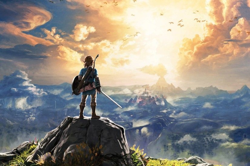 Ultra HD 4K resolutions:3840 x 2160 Original. Description: Download The  Legend of Zelda Breath of the Wild 4K Games wallpaper ...