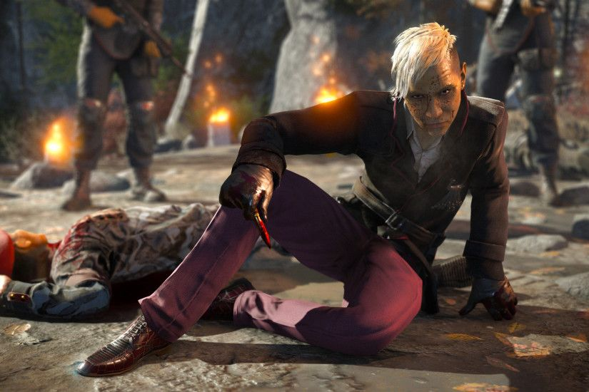 Pagan Min - Far Cry 4 wallpaper
