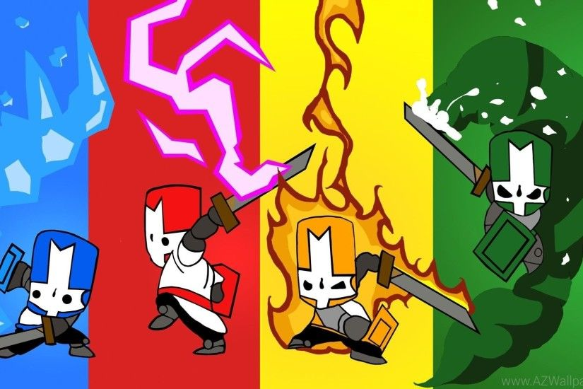 Castle Crashers Characters Arm Magic Graphics Hd Wallpapers